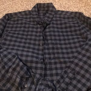Jcrew winter button down